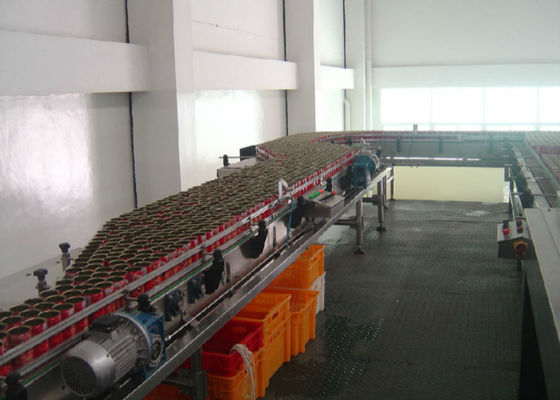Automat Canning Linia produkcyjna Salted / Sardine Fish Fish Processing Line Plant Equipment